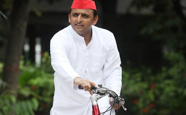 Cycle can ride through storm: CM Akhilesh Yadav
