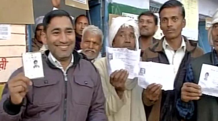 64% voter turnout in first phase of UP elections