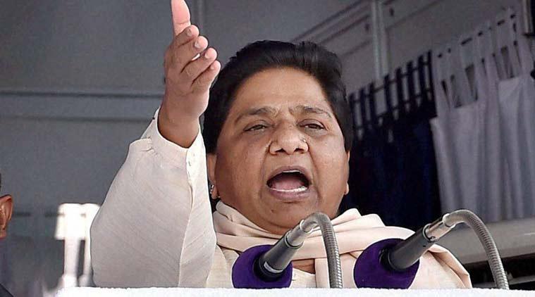 UP won't fall into saffron party's tactics: Mayawati