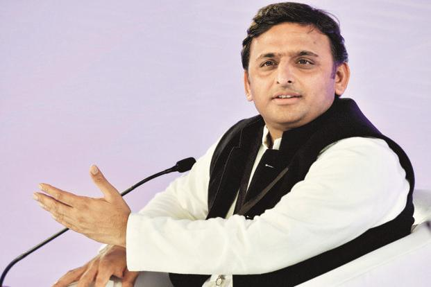 Akhilesh Yadav takes jibe at BJP for promising laptops in their manifesto