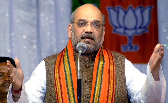 Shah mocks Rahul, says