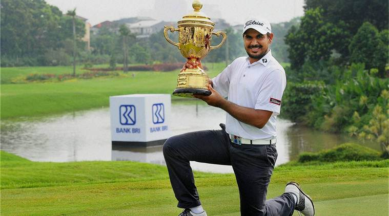 Gaganjeet Bhullar wins Indonesia Open