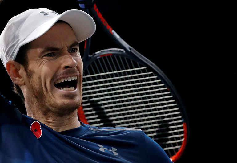 Andy Murray attains world number one ranking in Tennis