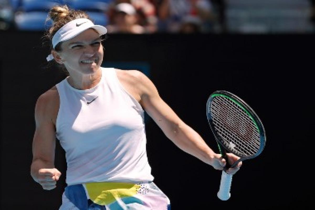 Simona Halep enter into the semifinals of Australia Open