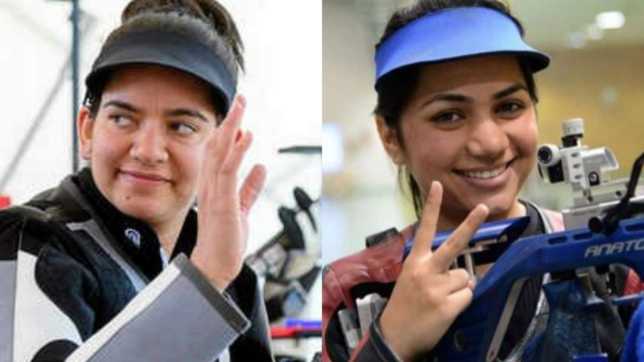 Anjum, Apurvi become first set of Indian shooters to secure quota for 2020 Olympics