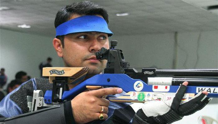 Gagan Narang-Pooja Ghatkar win silver medal in Czech shooting meet