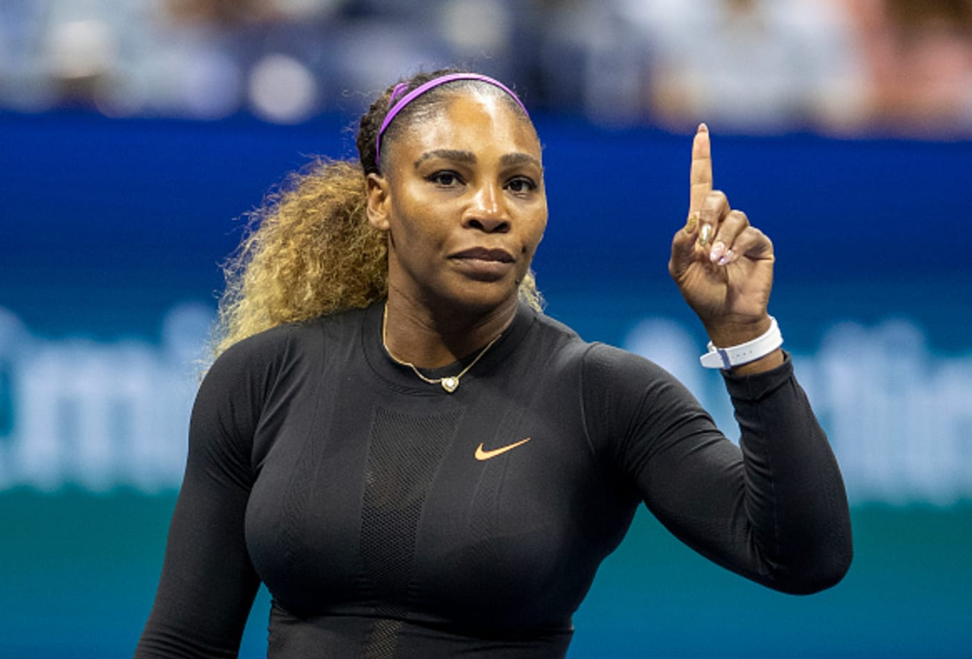 Serena Williams expressed a