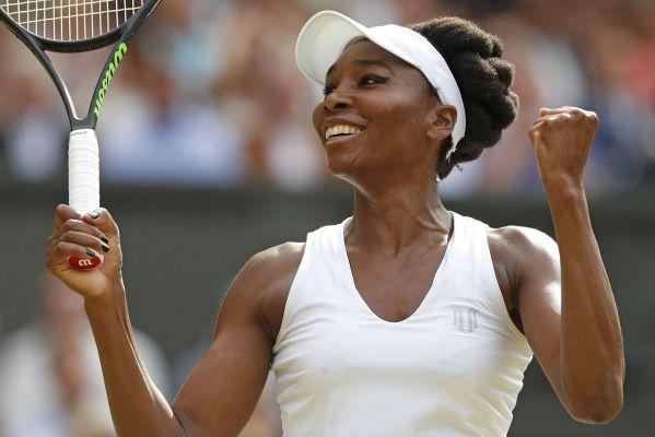 Venus Williams enters women