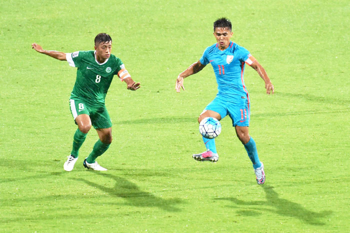 India qualifies for 2019 AFC Asian Cup