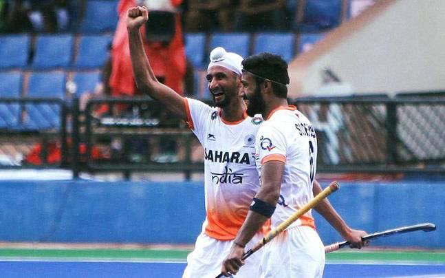 India beat Belgium 3-2 in three-nations Invitational Hockey tournament