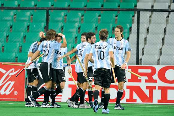 Argentina to face Spain in Men