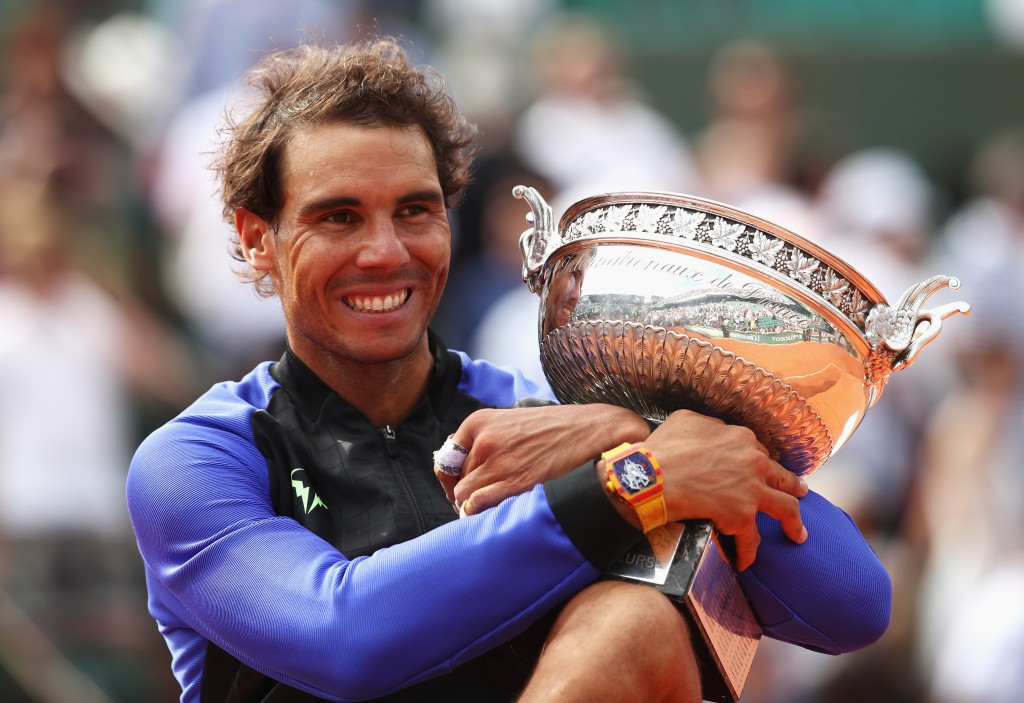 Rafael Nadal lift record 10th French Open title