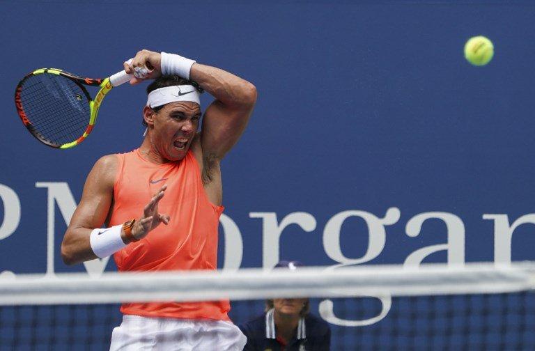 Nadal, Del Potro into US Open last eight