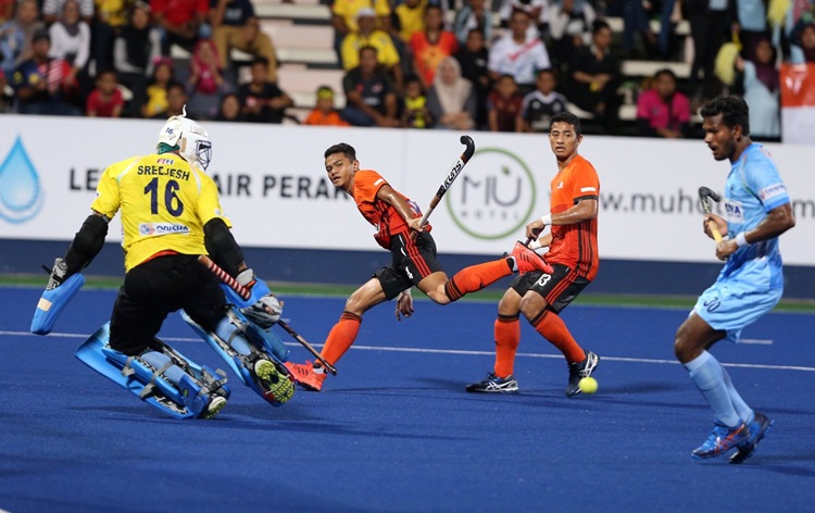 India defeat Malaysia by 4-2 in third league match of Azlan Shah Cup