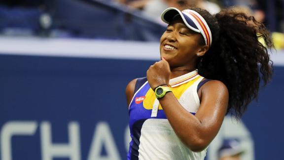 Naomi Osaka defeat Angelique Kerber in the US Open
