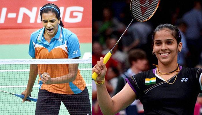 PV Sindhu beat Saina Nehwal in Premier Badminton League 3