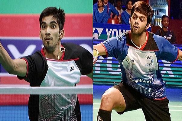 Prannoy, Srikanth enter 2nd round of men