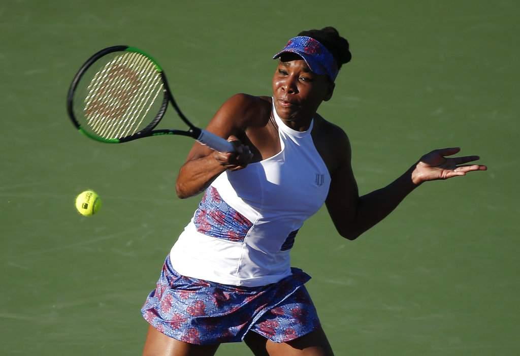 Venus Williams beat Johanna Konta to reach Miami Open quarters