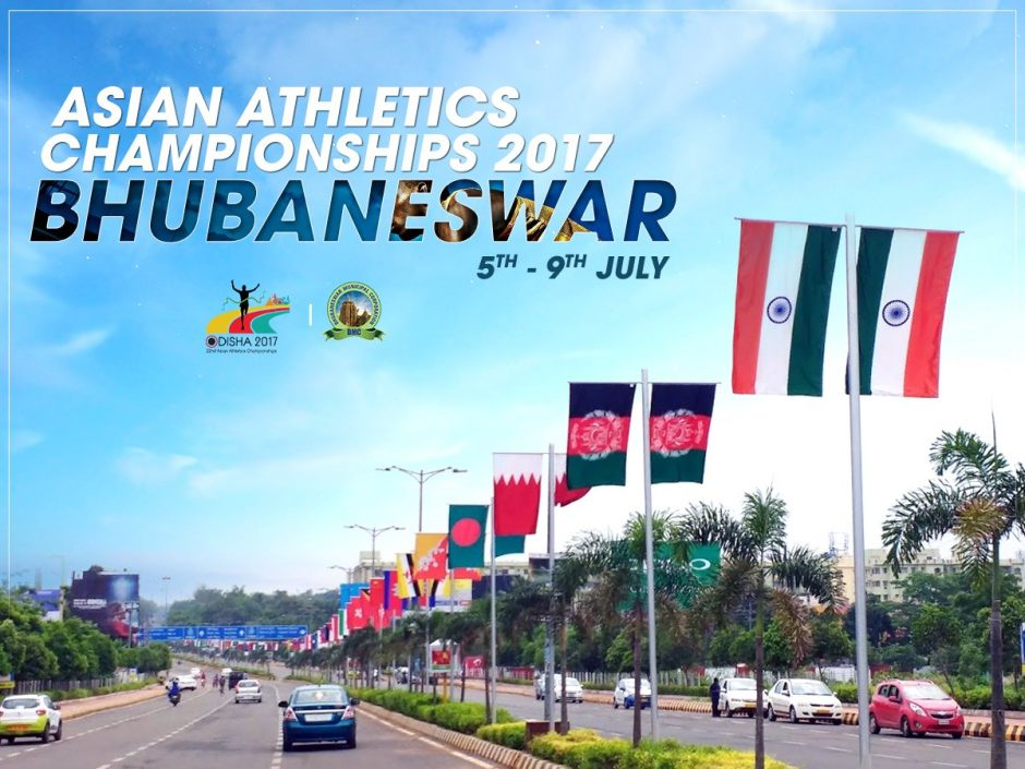 Asian Athletics Championships to be inaugurated at Kalinga Stadium