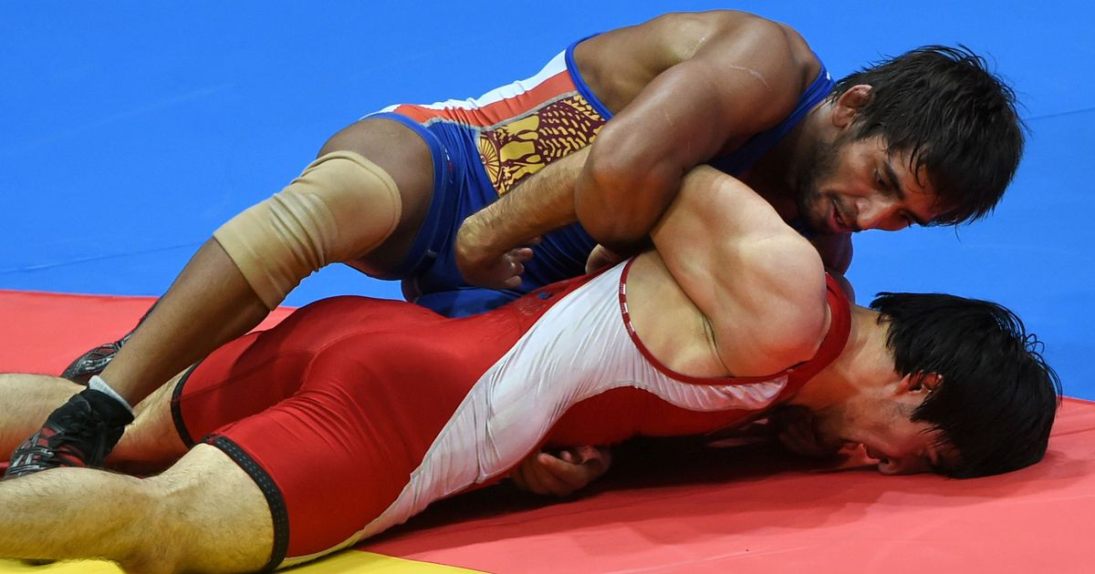 COVID-19: Chinese wrestlers not to compete in Asian Championships