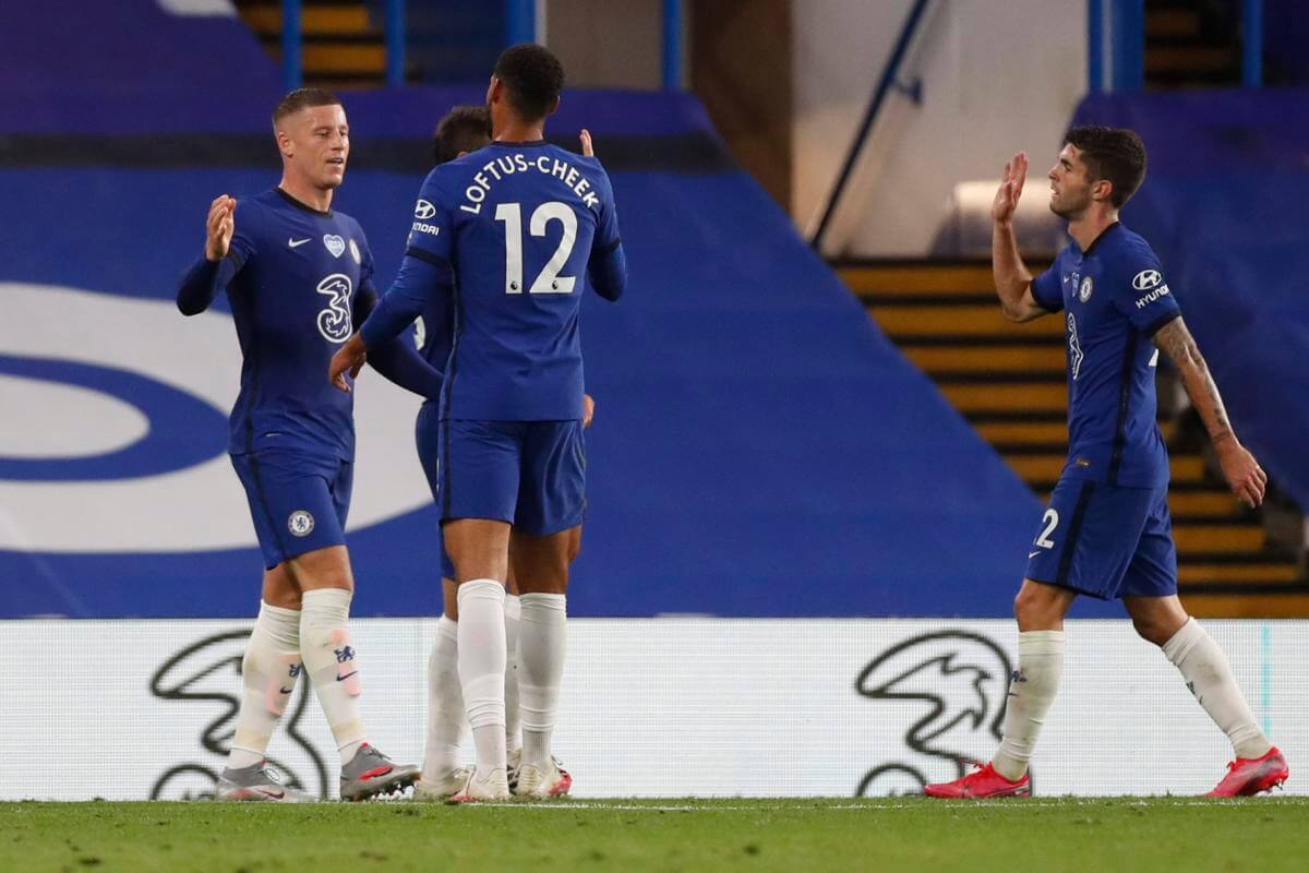 Ross Barkley inspires Chelsea to 3-0 win over Watford in EPL
