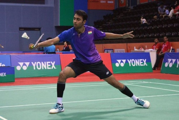 Sourabh Verma wins Hyderabad Open title