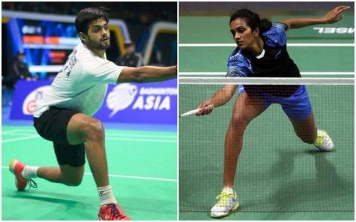 Sindhu, Sai Praneeth make it to 2nd round of Denmark Open