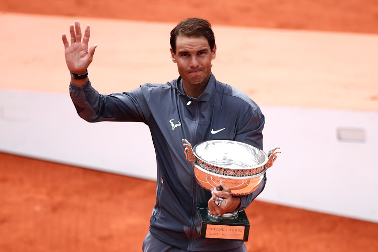 French Open: Rafael Nadal lifts Men