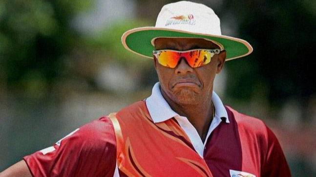 Courtney Walsh appointed West Indies interim head coach