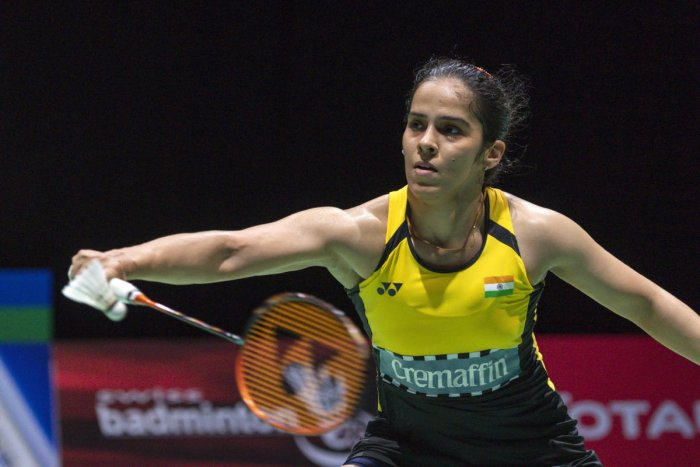 Saina Nehwal crashes out of China Open