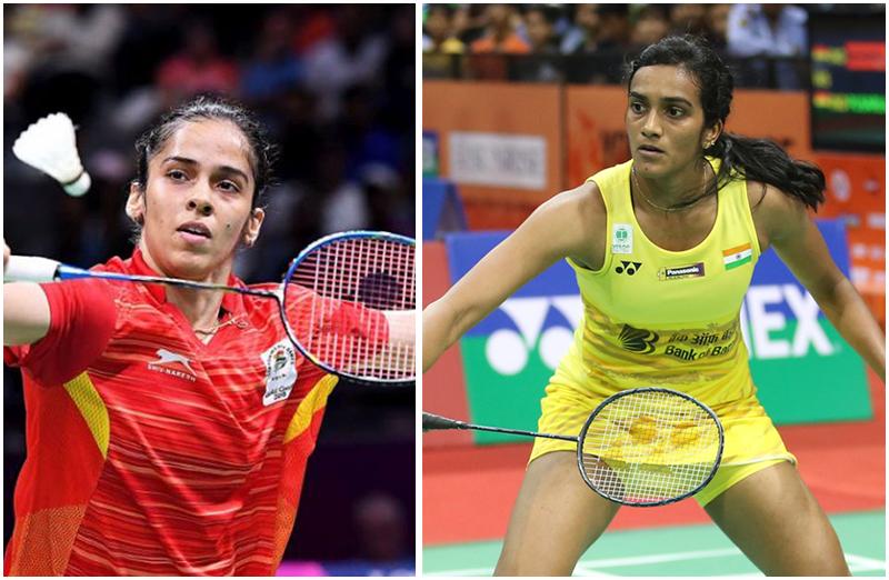 saina-nehwal-pv-sindhu-enter-singles-quarterfinals-of-asia-badminton-championship
