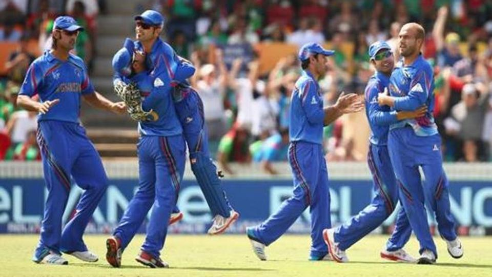 T20 : Afghanistan team registers a series win over Zimbabwe