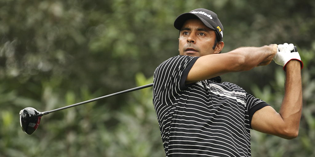 Indian golfer Jyoti Randhawa arrested