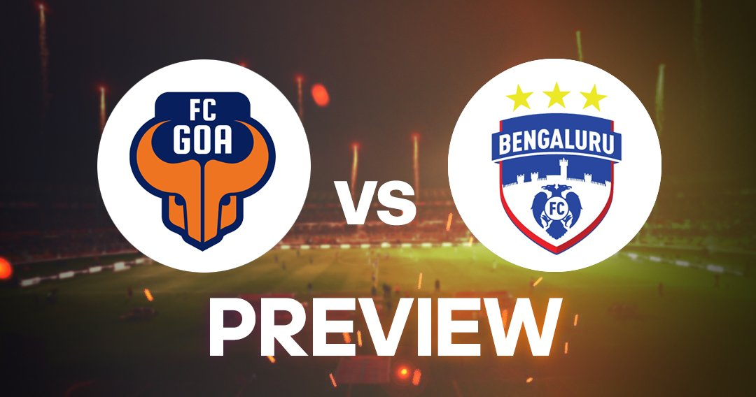 FC Goa start ISL campaign against Bengaluru FC