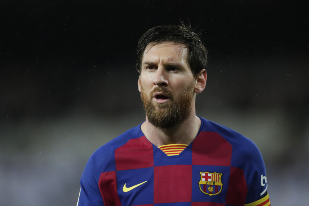 Messi confirms Barcelona players will take pay cuts of 70 percent over COVID-19 fight