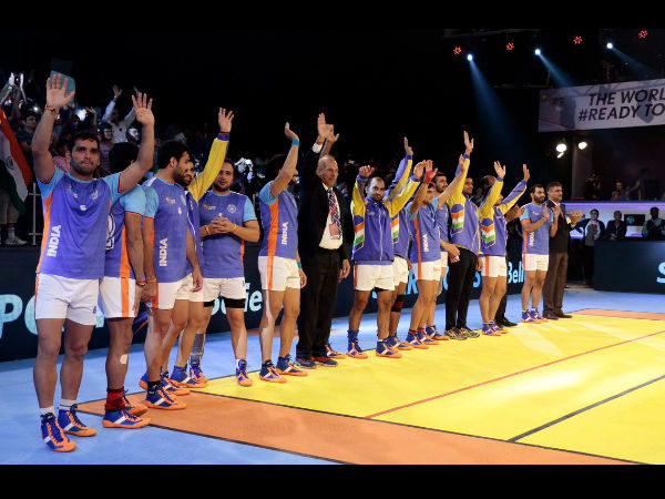 India to face Thailand in the semifinals of Kabaddi World Cup