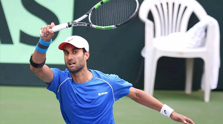 India lead New Zealand 2-0 in Davis Cup