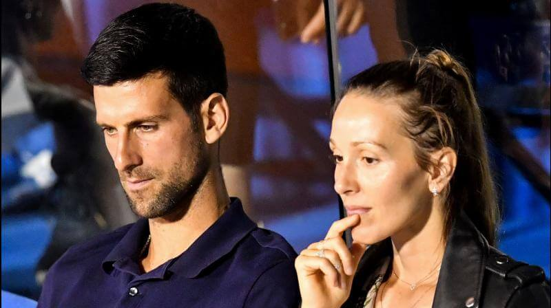 Novak Djokovic and wife Jelena tests negative for coronavirus