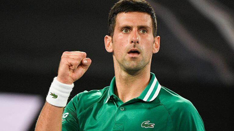australianopen:novakdjokovicbeatsalexanderzverevtoreachninthsemifinal