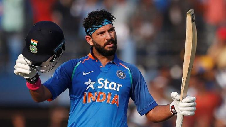 Yuvraj Singh bought by Mumbai Indians at base price of Rs.1 crore