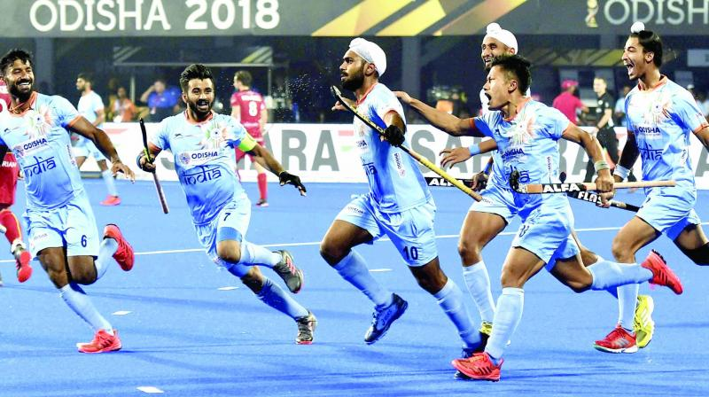 India takes on Netherlands in quarter finals of Men