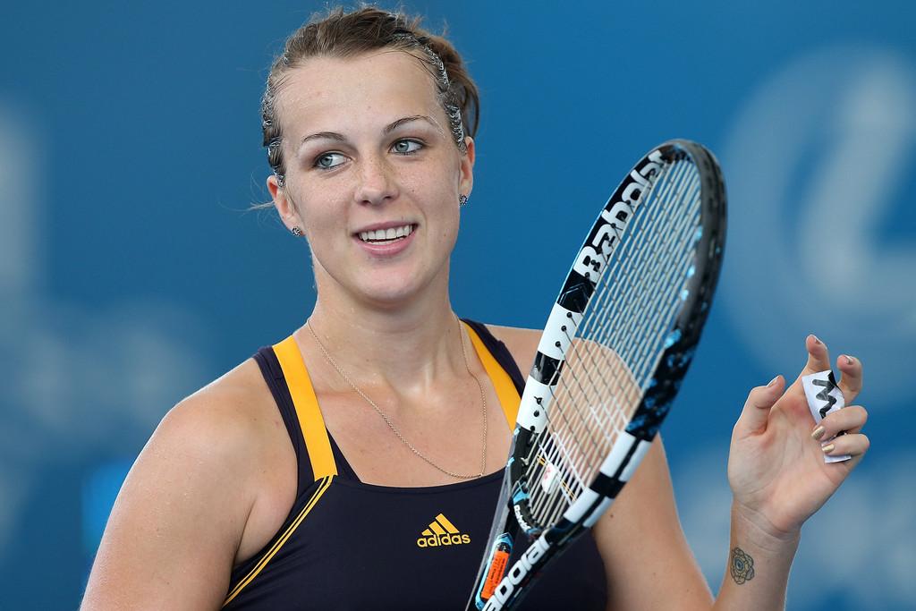Daria Gavrilova cruises into Hong Kong Open finals