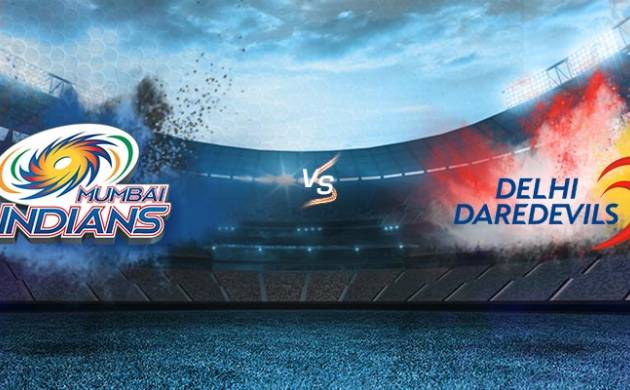 IPL : MI vs DD , Delhi Daredevils have won the toss and opted to bowl first