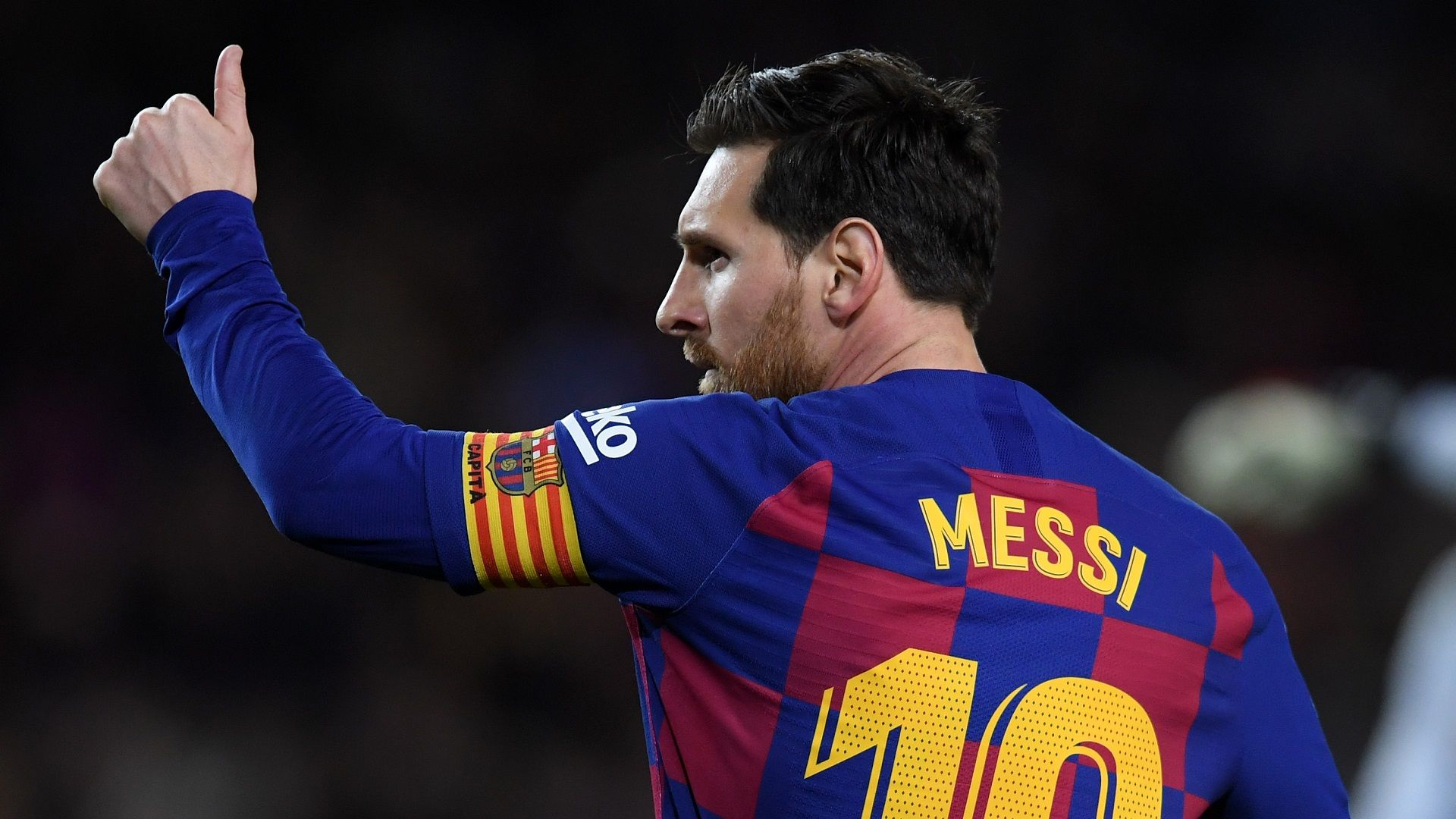 COVID-19: Messi donates one million euros to Barcelona hospital
