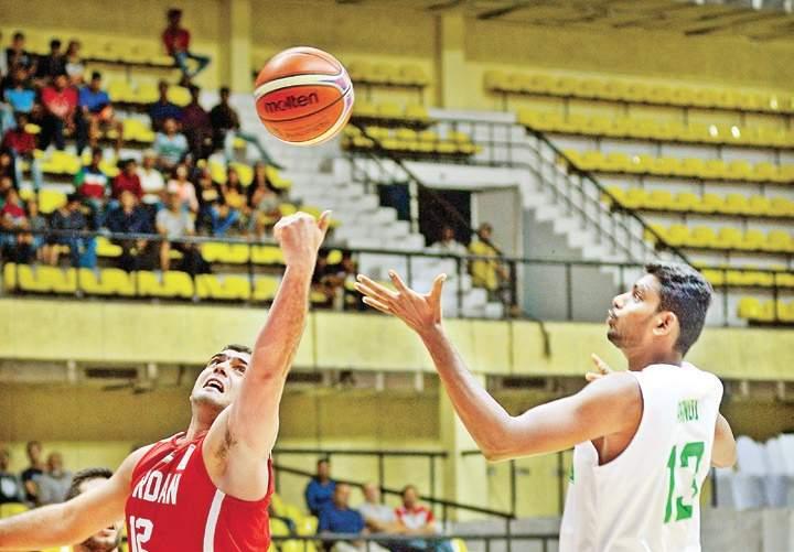 Jordan beat India in FIBA World Cup qualifiers