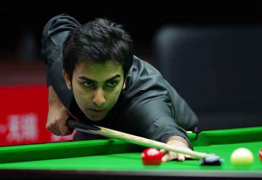 Pankaj Advani beats Sourav Kothari to win Asian Billiards Championship title
