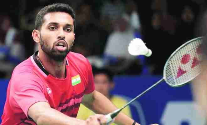 H S Prannoy advances to second round of Japan Open