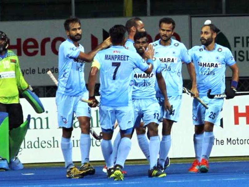 India takes on South Korea in first super-4 stage match in Asia Cup Hockey