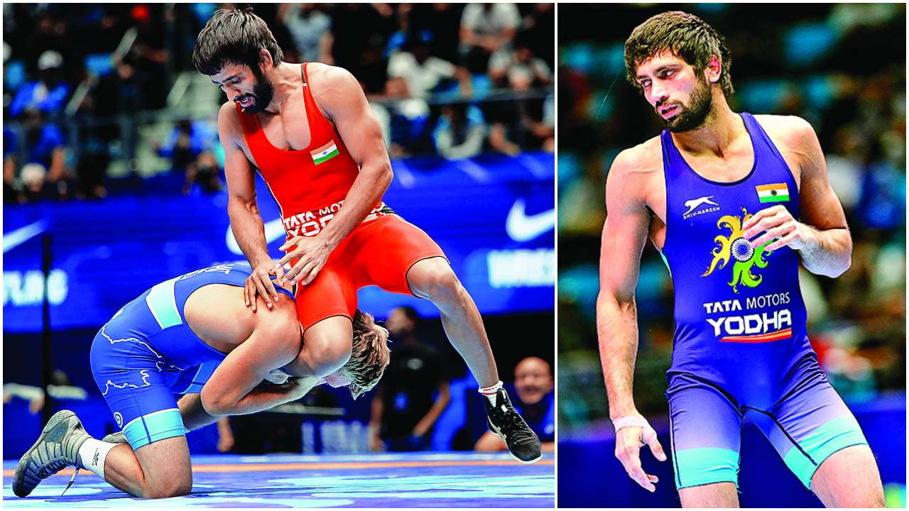 Bajrang Punia, Ravi Dahiya win bronze at World Championships