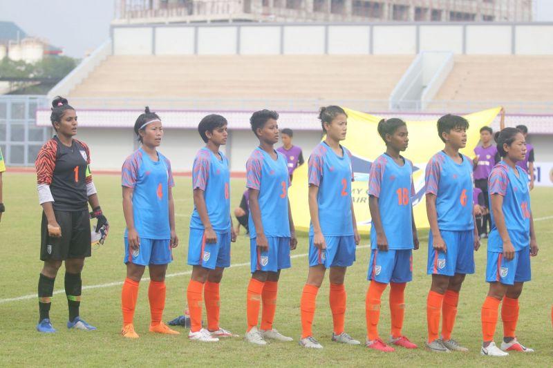 SAFF Women